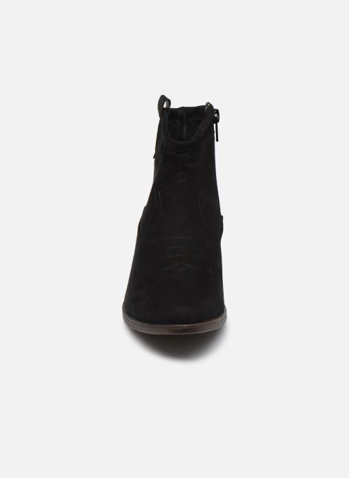 Botines  I Love Shoes THALINA Negro vista del modelo
