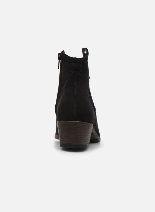 Botines  I Love Shoes THALINA Negro vista lateral derecha