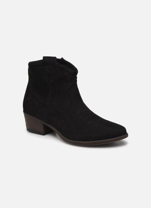 Botines  I Love Shoes THALINA Negro vista de detalle / par