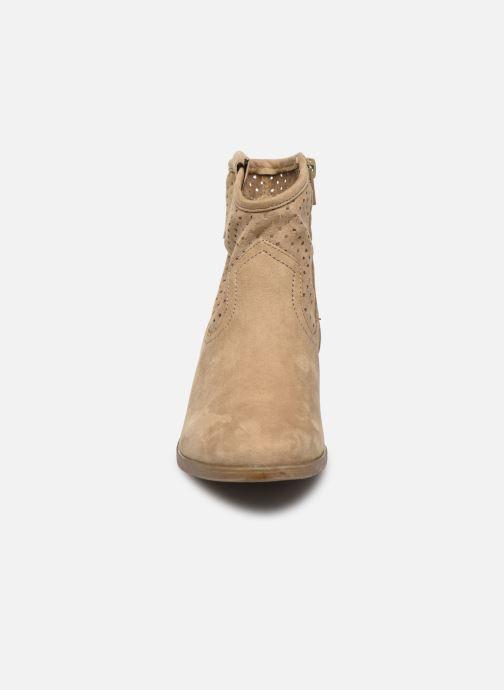 Bottines et boots I Love Shoes THALINA Beige vue portées chaussures