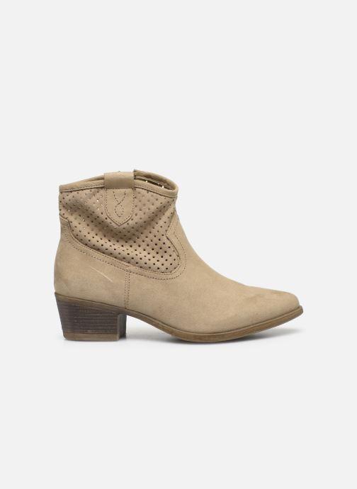 Bottines et boots I Love Shoes THALINA Beige vue derrière
