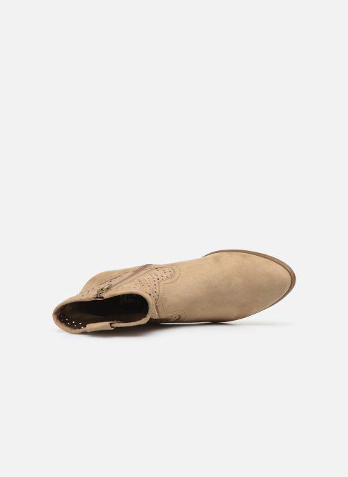 Bottines et boots I Love Shoes THALINA Beige vue gauche