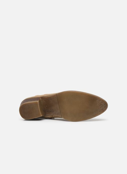 Bottines et boots I Love Shoes THALINA Beige vue haut