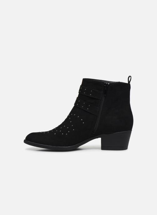 Ankelstøvler I Love Shoes THECLO Sort se forfra