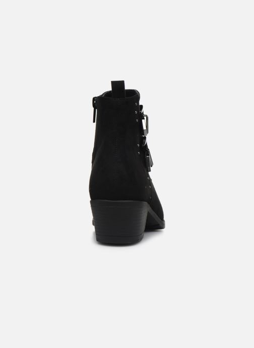 Ankelstøvler I Love Shoes THECLO Sort Se fra højre