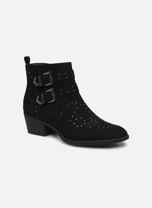 Ankelstøvler I Love Shoes THECLO Sort detaljeret billede af skoene