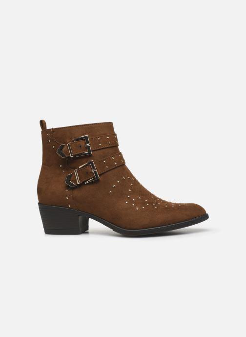 Botines  I Love Shoes THECLO Marrón vistra trasera