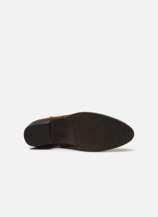 Botines  I Love Shoes THECLO Marrón vista de arriba