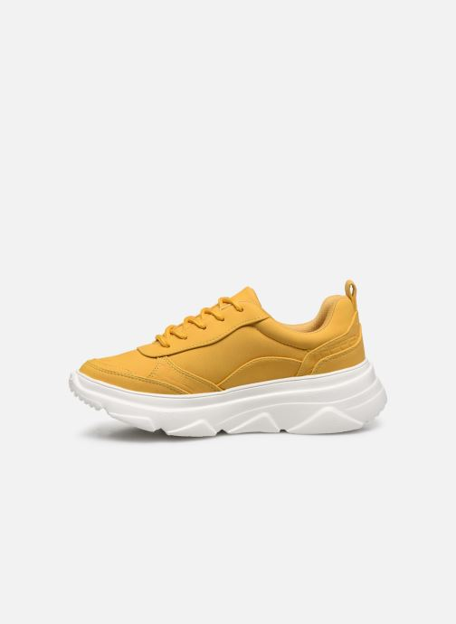 Sneakers I Love Shoes THOLEO Giallo immagine frontale