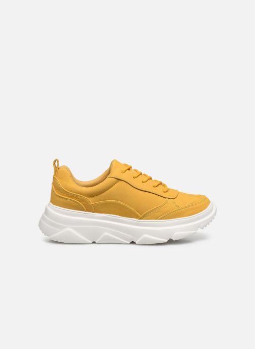 Sneakers I Love Shoes THOLEO Giallo immagine posteriore