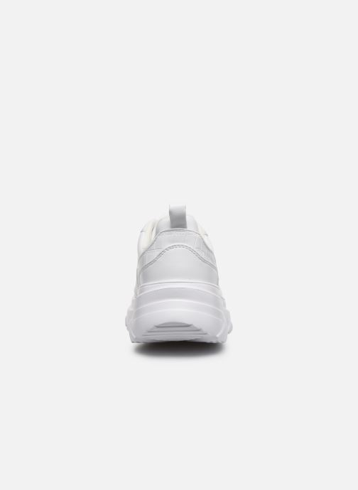 Deportivas I Love Shoes THOLEO Blanco vista lateral derecha