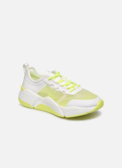 Baskets I Love Shoes THOSSY Blanc vue détail/paire