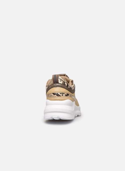 Sneakers I Love Shoes THUNIRA Beige immagine destra