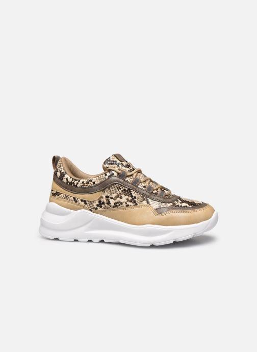 Sneakers I Love Shoes THUNIRA Beige immagine posteriore