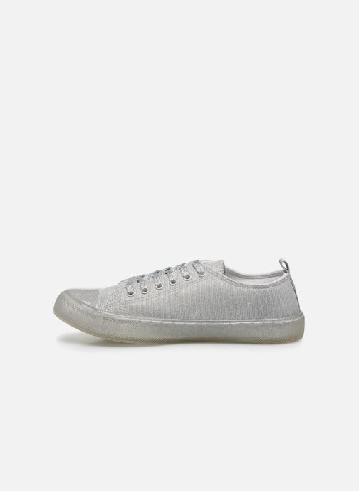Sneakers I Love Shoes THABITA Argento immagine frontale