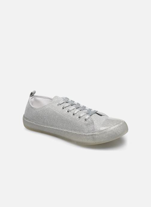 Baskets I Love Shoes THABITA Argent vue détail/paire