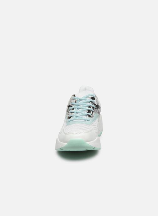 Sneaker I Love Shoes THOFFY weiß schuhe getragen