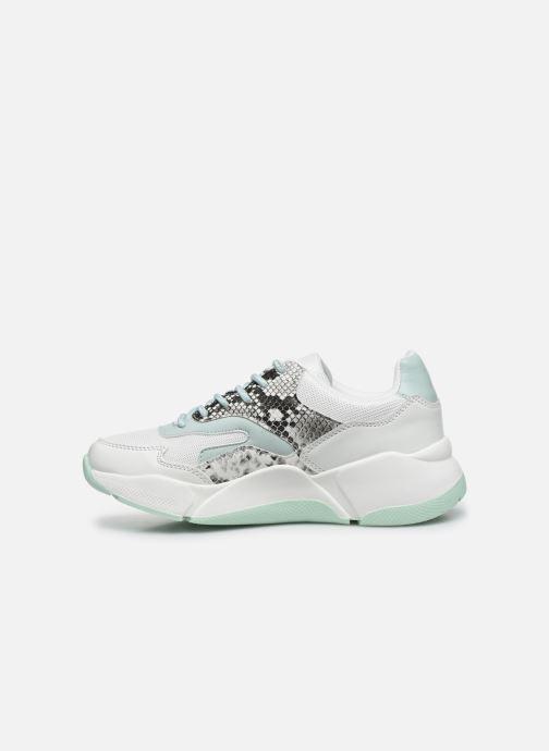 Sneaker I Love Shoes THOFFY weiß ansicht von vorne