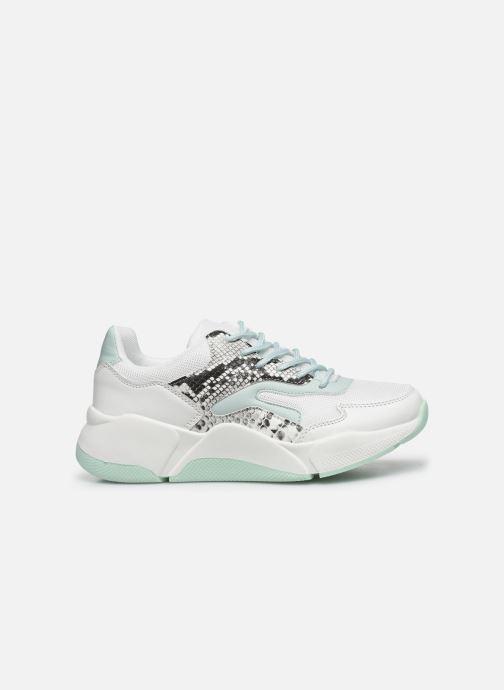 Sneaker I Love Shoes THOFFY weiß ansicht von hinten