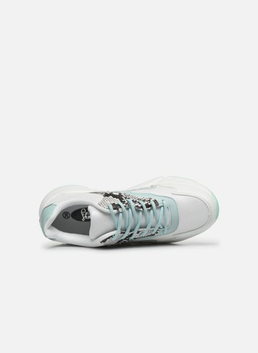 Sneakers I Love Shoes THOFFY Bianco immagine sinistra