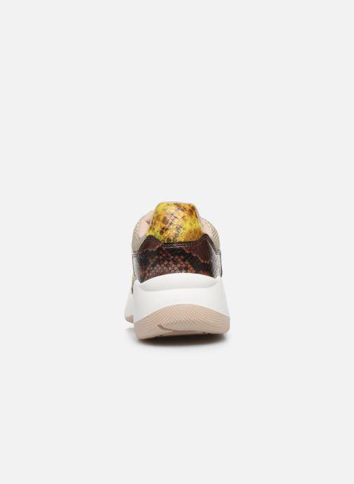 Baskets I Love Shoes THOFFY Marron vue droite