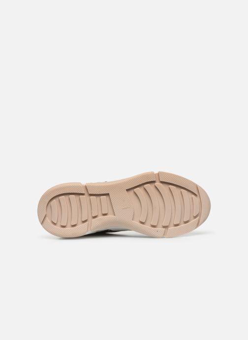 Baskets I Love Shoes THOFFY Marron vue haut