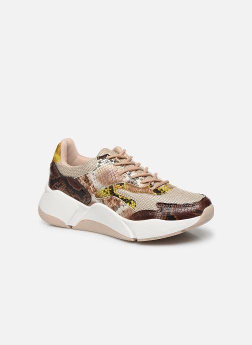 Baskets I Love Shoes THOFFY Marron vue détail/paire