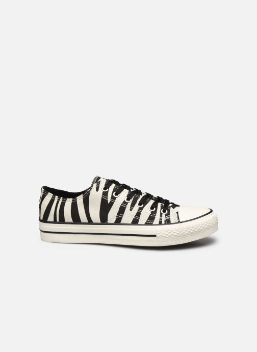 Deportivas I Love Shoes THEZEBRA Blanco vistra trasera