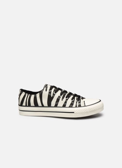 Sneaker I Love Shoes THEZEBRA weiß ansicht von hinten