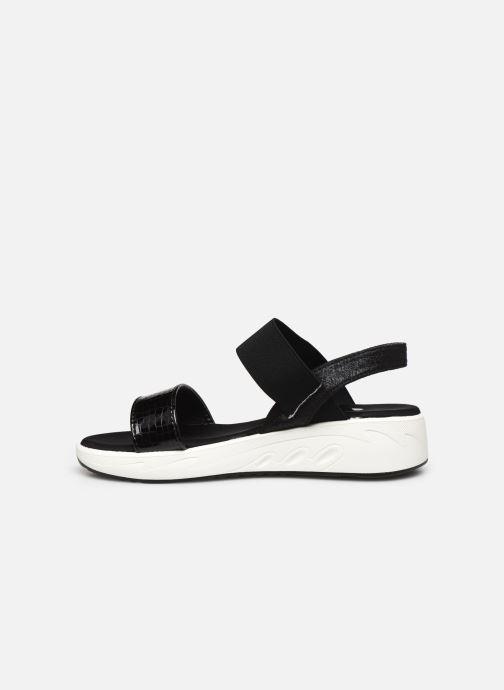 Sandali e scarpe aperte I Love Shoes THUDIA Nero immagine frontale
