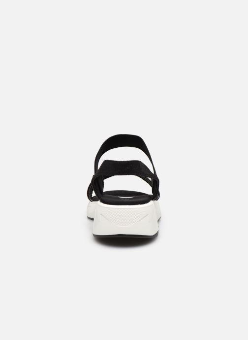 Sandali e scarpe aperte I Love Shoes THUDIA Nero immagine destra