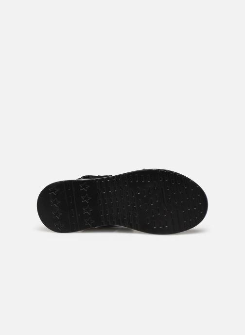 Sandalias I Love Shoes THUDIA Negro vista de arriba