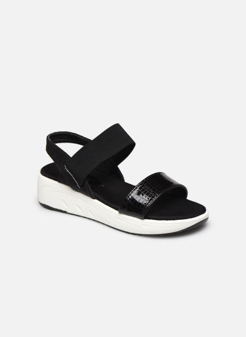 Sandalias I Love Shoes THUDIA Negro vista de detalle / par