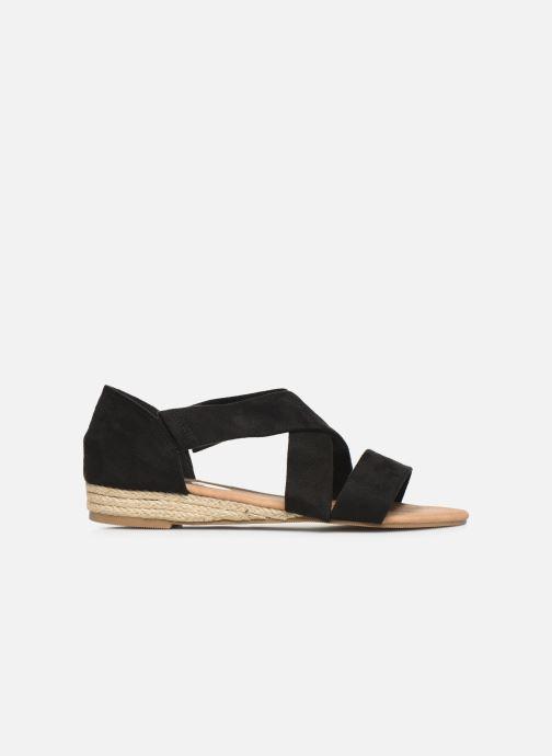 Sandales et nu-pieds I Love Shoes THIXI Noir vue derrière