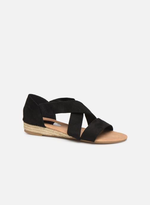 Sandales et nu-pieds I Love Shoes THIXI Noir vue détail/paire