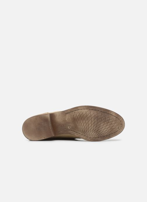 Bottines et boots I Love Shoes THEODOVA Leather Beige vue haut