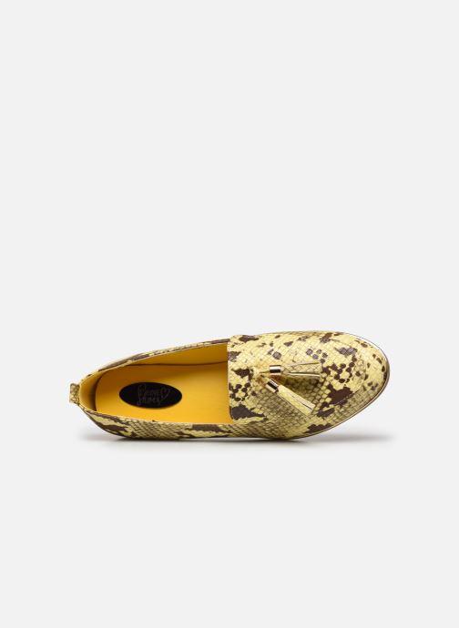 Slipper I Love Shoes THESSERP gelb ansicht von links