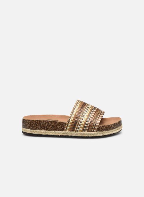 Zuecos I Love Shoes THEBED Marrón vistra trasera