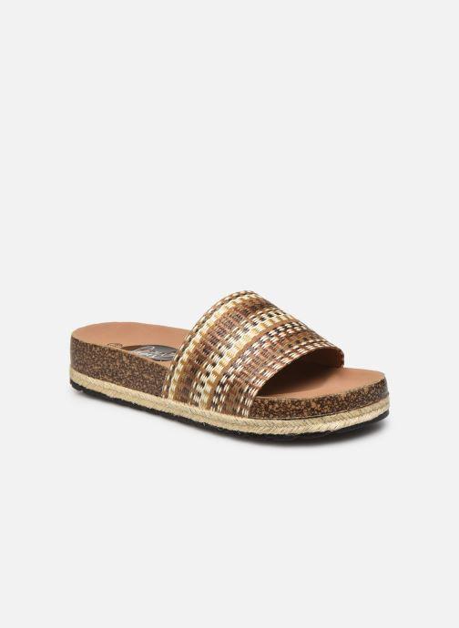 Zuecos I Love Shoes THEBED Marrón vista de detalle / par