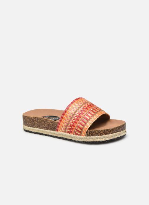 Zuecos I Love Shoes THEBED Naranja vista de detalle / par