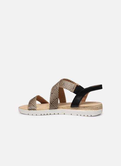 Sandalias I Love Shoes THESTIC Beige vista de frente