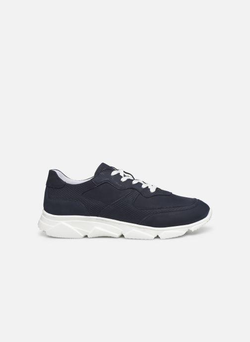 Sneaker I Love Shoes THACITE LEATHER blau ansicht von hinten