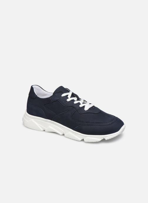 Deportivas I Love Shoes THACITE LEATHER Azul vista de detalle / par