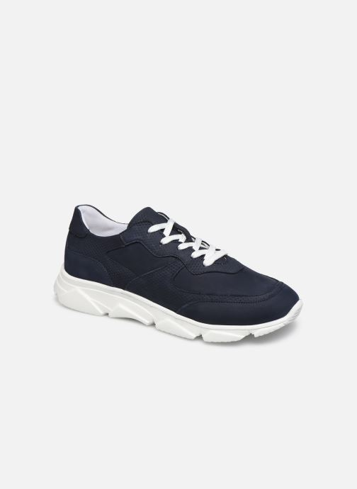 Sneaker I Love Shoes THACITE LEATHER blau detaillierte ansicht/modell