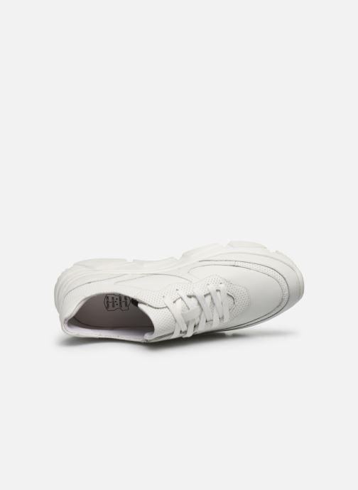 Baskets I Love Shoes THACITE LEATHER Blanc vue gauche