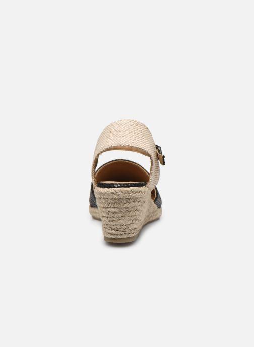 Espadrilles I Love Shoes THAGUE Noir vue droite