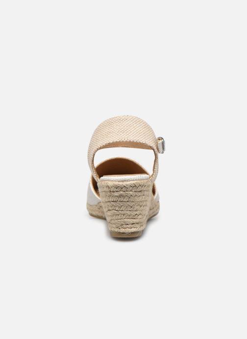 Espadrilles I Love Shoes THAGUE Blanc vue droite
