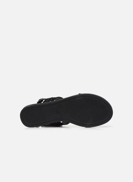 Sandalen I Love Shoes THOSANGE schwarz ansicht von oben