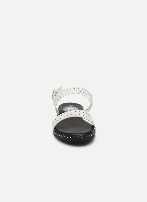 Sandali e scarpe aperte I Love Shoes THOSANGE Bianco modello indossato
