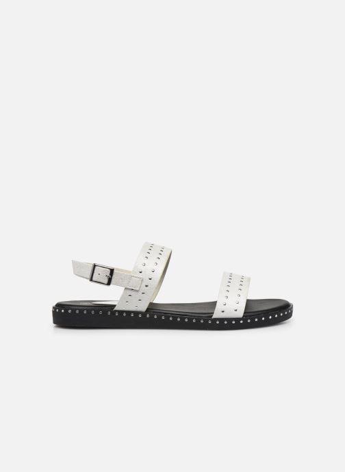 Sandalen I Love Shoes THOSANGE weiß ansicht von hinten